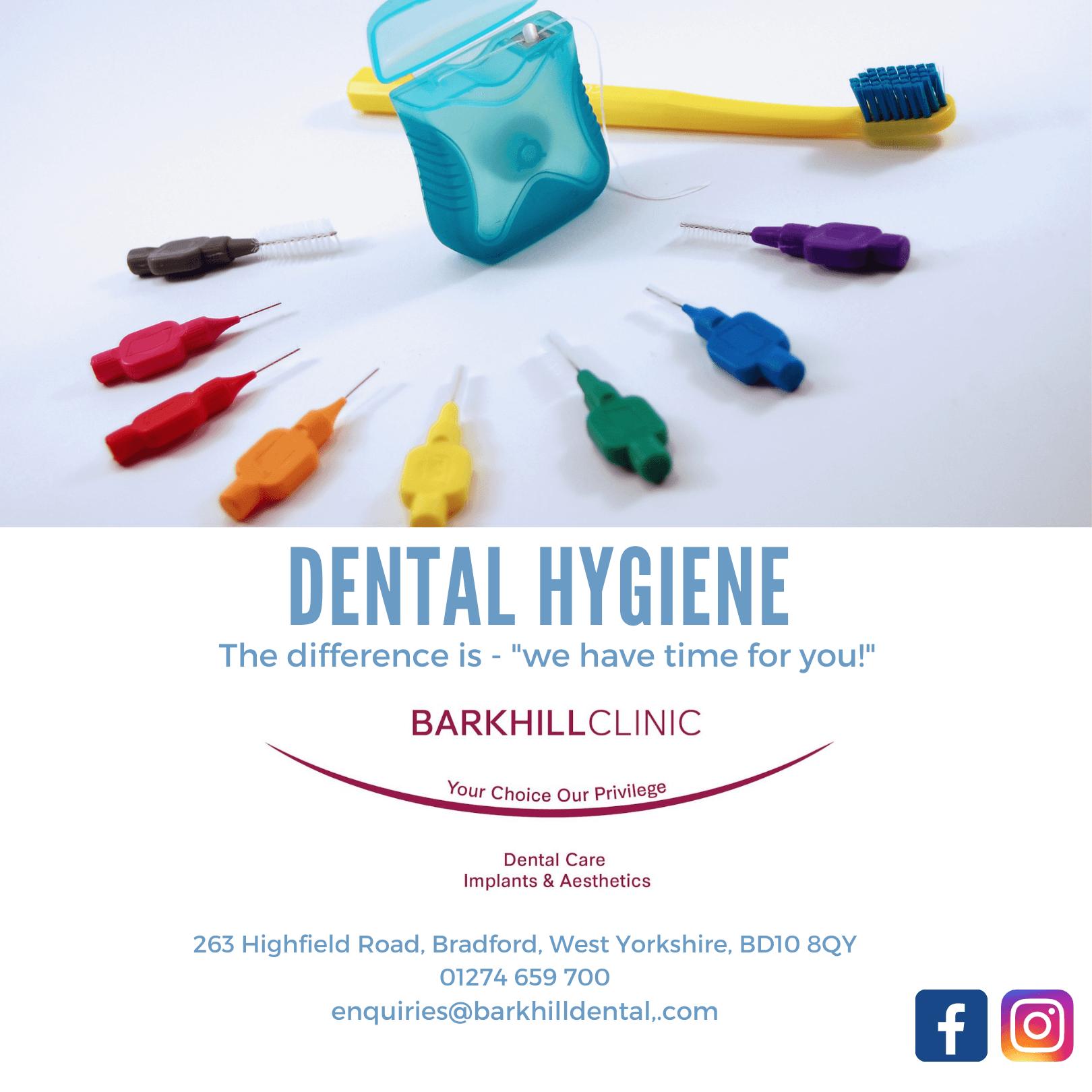 Dental Hygiene Banner