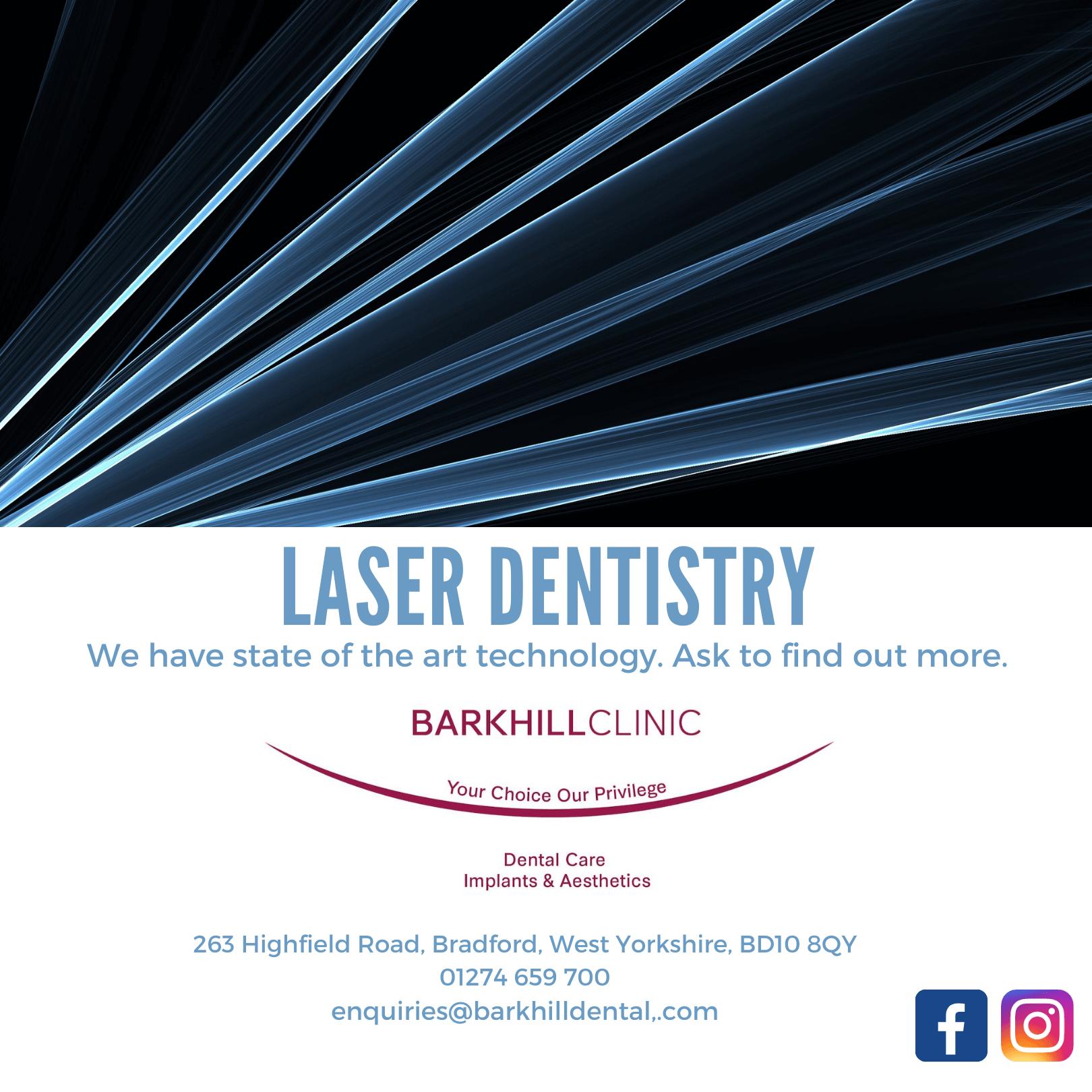 Laser Dentistry Banner