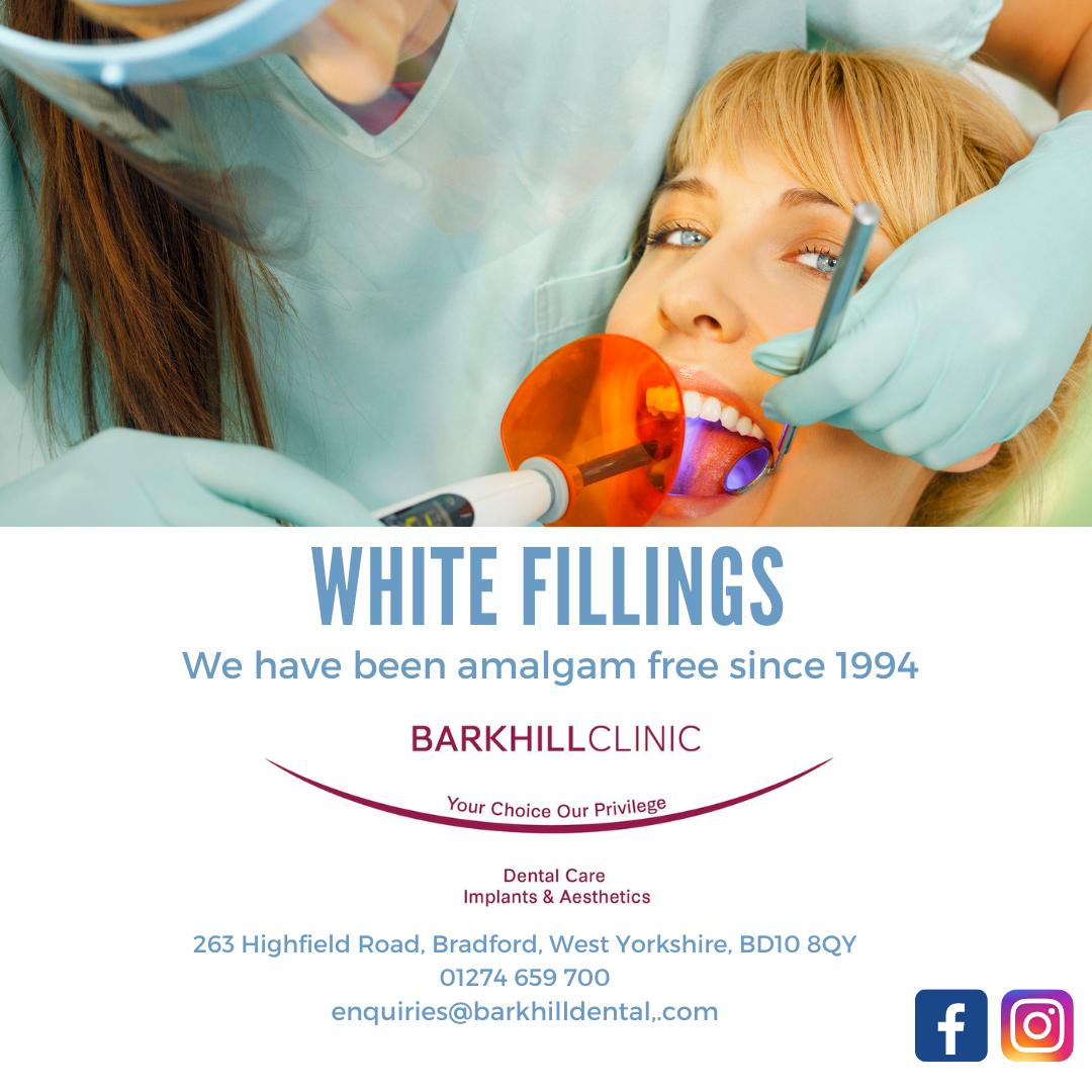 White Fillings Ad